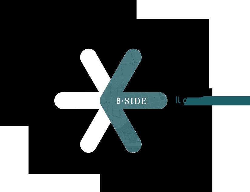 Logo Bside coworking Prati